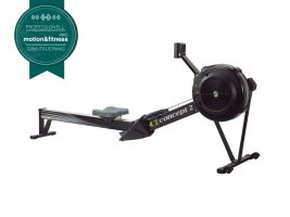 Concept 2 Roddmaskin Black Model D | Motion & Fitness PRO