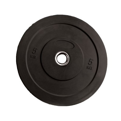 Abilica BumperPlates Premium Viktskivor 50 mm 5 kg